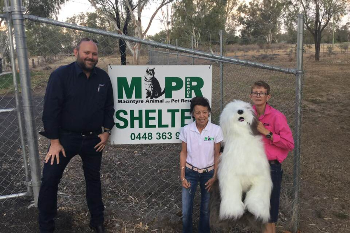 Macintyre Pet and Animal Rescue